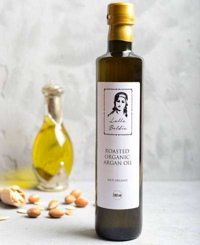 Roasted Organic Argan Oil